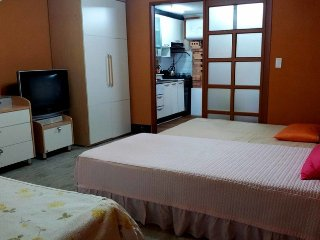 Independent Family room(B) close to the airport located in the center Jeju