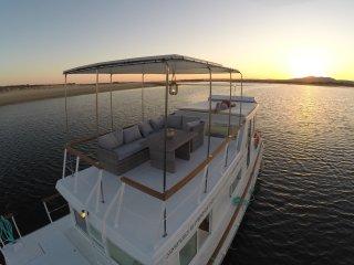 Barco Casa - Ilha da Culatra, Fuzeta