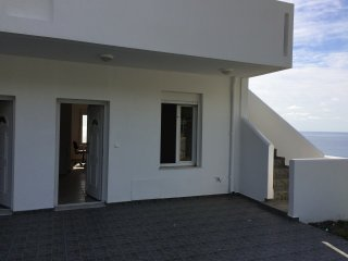 New studio apartment in Kastri with sea view, Keratokampos