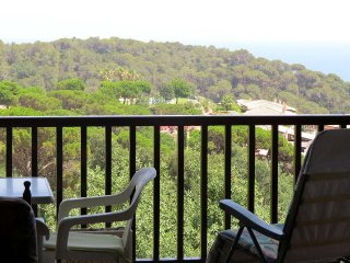 Apartment with lovely sea views (Santa María de Llorell - Tossa de Mar)