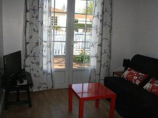 La Rochelle : gite les Dimeries a Dompierre/mer. Appartement de vacances pour 2.