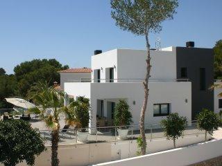 LA Meliora, moderna villa junto al mar!, Moraira