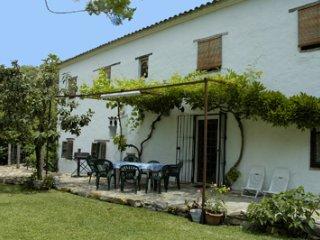 Casa rural molino cruz, Finca 3H, vistas al rio y montagna, piscina privada