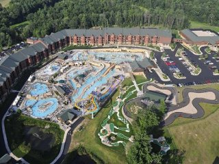 3br - Wisc Dells Resort & Waterparks, Aug 10 -13, Wisconsin Dells