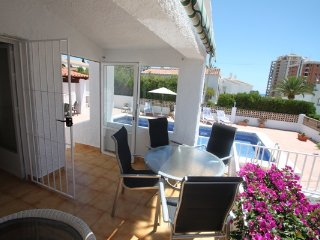 Miche Marc - modern, well-equipped villa with private pool in Calpe