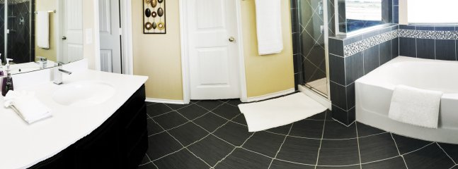 Master Bath with all the upgrades