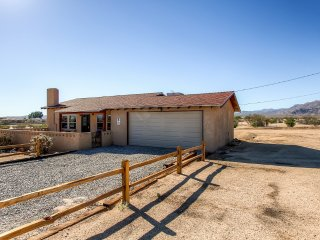 This inviting Twentynine Palms vacation rental home awaits you!