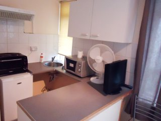 Self-contained double studio W2, Londen