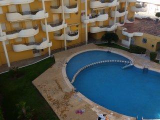 Apartamento  con la playa