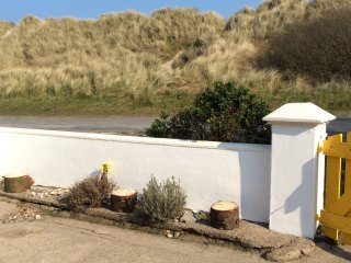 View of Dunes from cottage