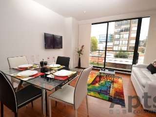 EDMEA - 1 Bed Executive Studio Apartment with luxury fittings - Rincon del Chico, Bogotá
