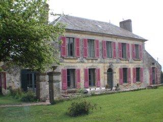LE PRESBYTERE DE CHAMPCERIE, Putanges-Pont-Ecrepin