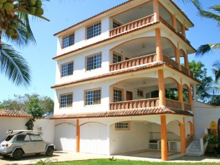 APARTMENTS BEACH PUNTA ZICATELA PUERTO ESCONDIDO