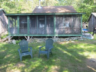 Lake Front Housekeeping Cottage B