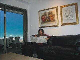 Upmarket Apartment on Poleg Beach in Netanya