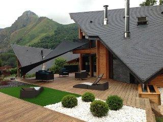 Casa en la montaña, cerca de Lourdes