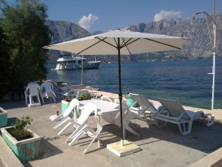 Seafront apartment, Kotor
