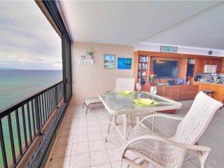 Maui Kai #804, 1-Bdroom Oceanfront