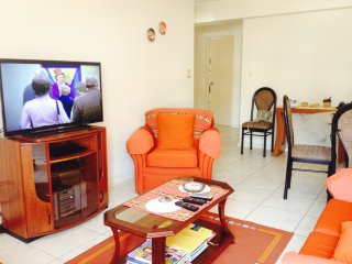 Apartment in Miraflores 3bd. 2.5 bth, Lima