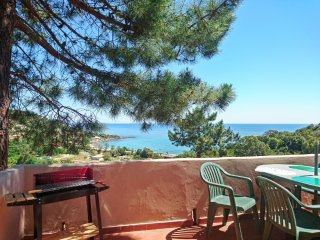 Bright apartment 200m from beach, Conca