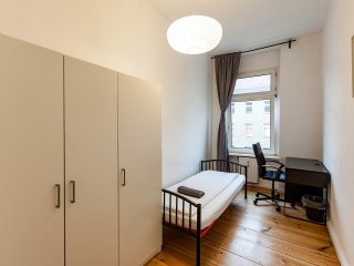 Private single room next to Mitte