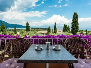 Nice View Apartments in Dassia, Corfu