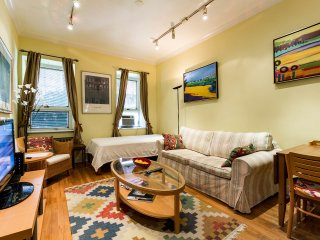 Sun-Kissed One Bedroom Near UN in Upscale Place., Nueva York
