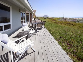 Outstanding Morro Bay Oceanfront Home