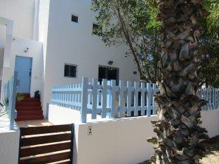 confortable casa con jardin en cabo de gata, Rodalquilar