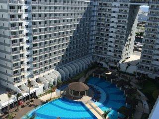SHELL 1BR Condo near Manila Airport, MOA, Makati, Pasay