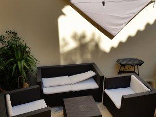T2 Plein centre avec Terrasse pour 4 personnes
