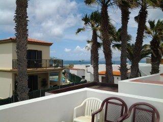 Villa 2 bedroom fronline complex, Corralejo