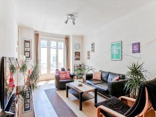 Designed flat near Paris, Asnieres-sur-Seine