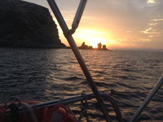 Navegación por las Islas Baleares, Premià de Mar