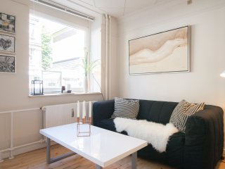 City Apartment - Close to Metro & Forum, Frederiksberg