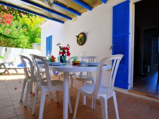 Splendid terraced Ca Na Simoneta House, Sant Elm