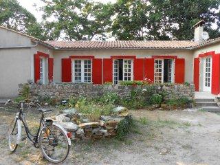 maison de charme 800 m de la plage des Verts Bois, Dolus-d'Oleron