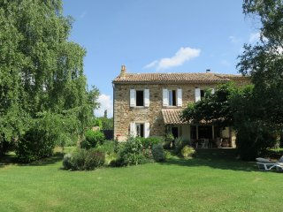 Les Romarins - Authentic & Charming  Mas  near UZES