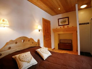 Chez le Marquis du Pontet n°1 : 6 personnes - Valloire centre, skis aux pieds
