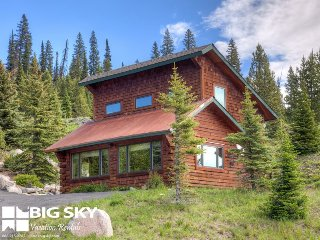 Washaki Cabin, Big Sky