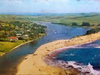 ZINKWAZI BEACH IDWALA LODGE, Zinkwazi Beach