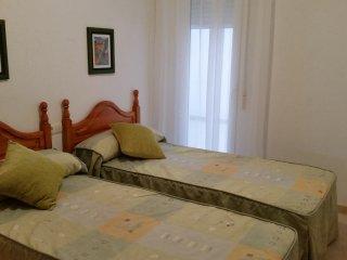Apartamento tranquilo en el centro de Garrucha muy cerca de la playa