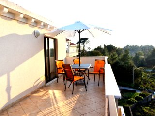 Sea view apartment Jelena with beautiful terrace, Cavtat