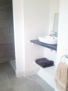 On-suite bathroom for family bedroom