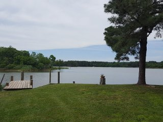 Waterfront Home With Dock And 2 Deepwater Boat, Neavitt