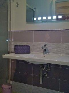 Bagno camera privata