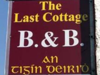 THE LAST COTTAGE  B AND B ROOM 1