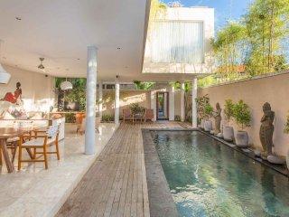 Modern and Cozy 3BR Villa in Seminyak/Legian