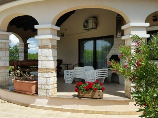 Holiday villa Leonas near Porec, Istria, Croatia