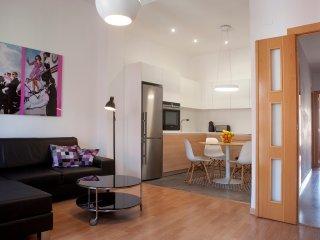 Apartamento soleado en Ruzafa, Valencia